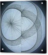 Photon Double Slit Test Acrylic Print