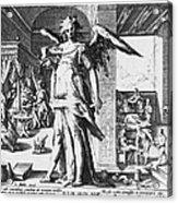 Physician As Angel Acrylic Print