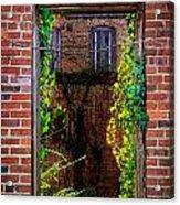 Picture Window Acrylic Print