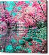 Pike River Acrylic Print