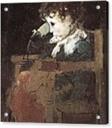 Pinazo Camarlench, Ignacio 1849-1916 Acrylic Print