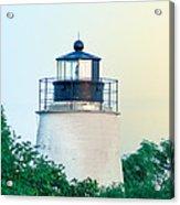 Piney Point Maryland Lighthouse Acrylic Print