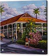Pioneer Inn Lahaina Acrylic Print