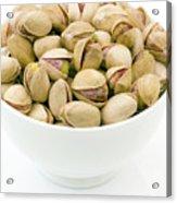 Pistachio Nuts Acrylic Print
