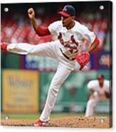 Pittsburgh Pirates V St. Louis Cardinals Acrylic Print