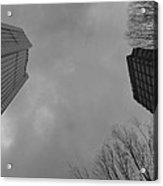 Pittsburgh Skyscprapers Acrylic Print