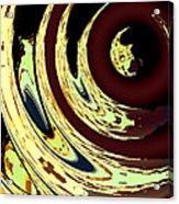 Planetoidal Amplitude Acrylic Print