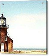 Point Cabrillo Lighthouse Acrylic Print