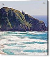 Point Sur Lighthouse Acrylic Print