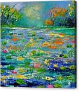 Pond 454190 Acrylic Print