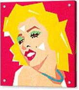 Pop Art  Acrylic Print