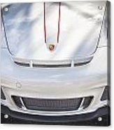 Porsche 911 Gt3 Rs 4.0 Acrylic Print
