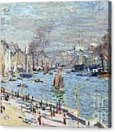 Port Of Le Havre Acrylic Print