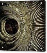 Portal Acrylic Print by John Monteath