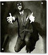 Portrait Of Al Jolson Acrylic Print
