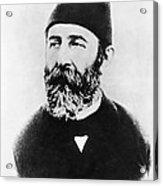 Portrait Of Djemal Pasha Acrylic Print