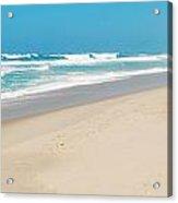 Praia Del Rey Beach Acrylic Print