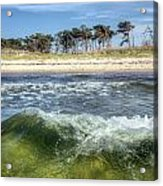 Prerow Beach Acrylic Print