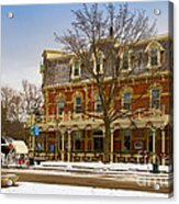 Prince Of Wales Hotel In Niagara On The Lake Acrylic Print