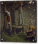 Puccini's Tales Acrylic Print