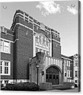 Purdue University Memorial Union Acrylic Print by University Icons