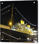 Queen Mary - 12122 Acrylic Print