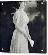 Queen Mary (1867-1953) Acrylic Print