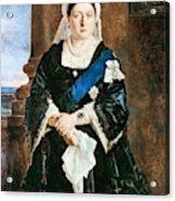 Queen Victoria Of England (1819-1901) Acrylic Print