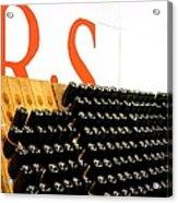 R Stuart Wine 21126 Acrylic Print