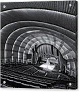 Radio City Music Hall Theatre Acrylic Print