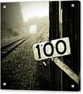 Railway  Acrylic Print