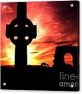 Rathkieran Sunset Acrylic Print