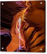 Debris Of  Upper Antelope Canyon Acrylic Print