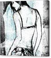 Rear View Acrylic Print