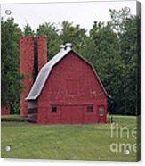 barn in Kentucky no 9 Acrylic Print