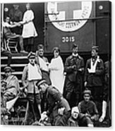 Red Cross, C1918 Acrylic Print