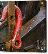 Red Hook Acrylic Print