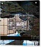Reflections Acrylic Print by Marion Galt