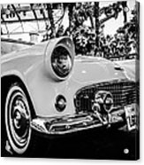 Retro Car Acrylic Print