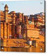 River Ganges Acrylic Print