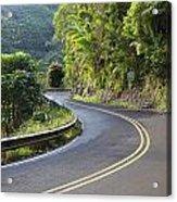 Road To Hana Acrylic Print