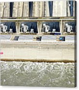 Robert Moses Niagara Hydroelectric Power Station Acrylic Print