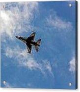 Rochester Air Show Thunderbirds Acrylic Print