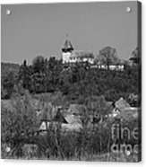 Rodbav Church Acrylic Print