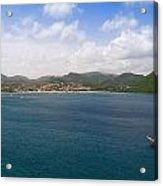 Rodney Bay St. Lucia Acrylic Print