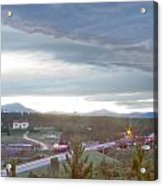 Rollinsville Colorado Acrylic Print