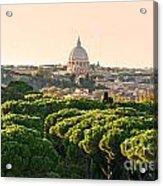 Rome - Italy Acrylic Print