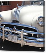 Route 66 - Classic Car Acrylic Print