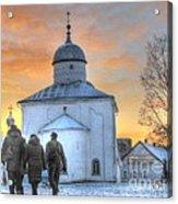 Russia Acrylic Print