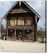 Russian Village - Potsdam Acrylic Print